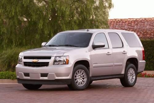 Chevrolet Tahoe (Шевроле Тахо) 4