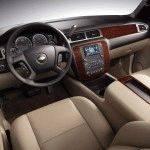 Chevrolet Tahoe (Шевроле Тахо) 5