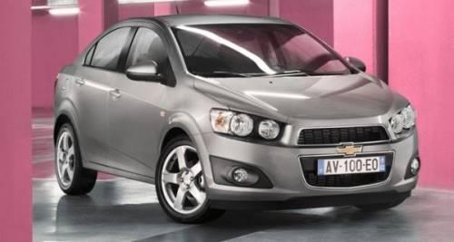 Шевроле Авео (Chevrolet Aveo) 2011