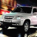Шевроле Нива (Chevrolet Niva)