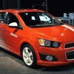 Шевроле Авео (Chevrolet Aveo) 5