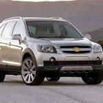 Шевроле Каптива (Chevrolet Captiva)