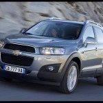 Шевроле Каптива (Chevrolet Captiva) 2