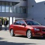 Шевроле Круз (Chevrolet Cruze) 2013 2