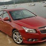 Шевроле Круз (Chevrolet Cruze) 2013 5