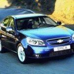 Шевроле Эпика (Chevrolet Epica) 1