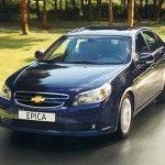 Шевроле Эпика (Chevrolet Epica) 2