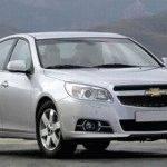 Шевроле Эпика (Chevrolet Epica) 5