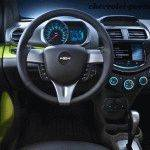 Новый Шевроле Спарк (Chevrolet Spark) 2013 11