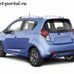 Новый Шевроле Спарк (Chevrolet Spark) 2013