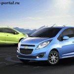 Новый Шевроле Спарк (Chevrolet Spark) 2013 5