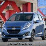 Новый Шевроле Спарк (Chevrolet Spark) 2013 6
