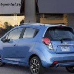 Новый Шевроле Спарк (Chevrolet Spark) 2013 9