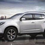 Новый Chevrolet Trailblazer (Шевроле Трейлблейзер) 4