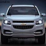 Новый Chevrolet Trailblazer (Шевроле Трейлблейзер) 6