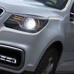 Новый Chevrolet Trailblazer (Шевроле Трейлблейзер) 9