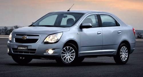 Шевроле Кобальт (Chevrolet Cobalt) 2