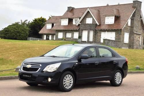 Шевроле Кобальт (Chevrolet Cobalt) 4