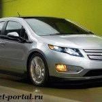 Chevrolet Volt (Шевроле Вольт) 9