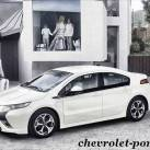 Обзор Chevrolet Volt