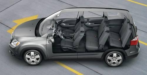 Chevrolet Orlando 2014-2015