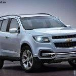 2013 Chevrolet Trailblazer ФОТО