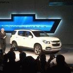 Chevrolet Trailblazer 2013 в Москве