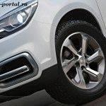Chevrolet Trailblazer 2013 в России