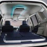 фото багажника Chevrolet Trailblazer 2013