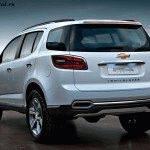 ФОТО Chevrolet Trailblazer 2013