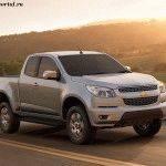 ФОТО Chevrolet Trailblazer 2013 года