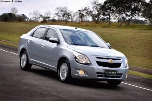 2013 Chevrolet Cobalt обзор
