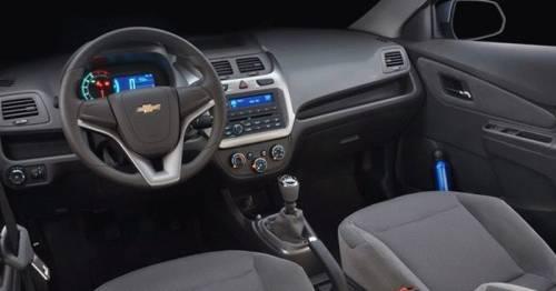2013 Chevrolet Cobalt панель приборов