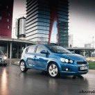 Chevrolet Aveo 2013 хэтчбэк