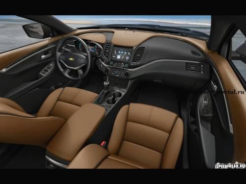 Chevrolet Impala 2013 (Шевроле Импала)