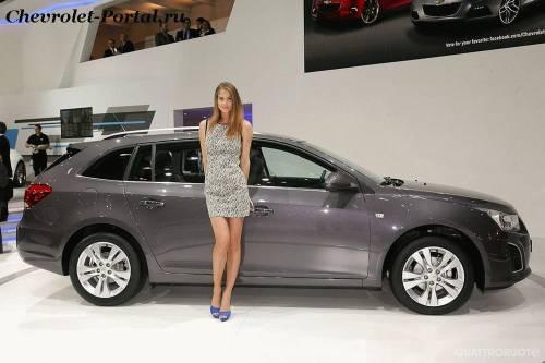 Chevrolet Cruze 2013 Универсал