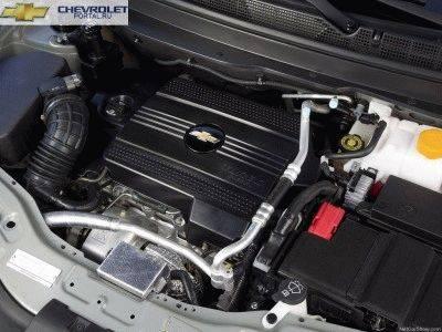 Chevrolet Captiva 2013 двигатель