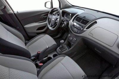 панель приборов Chevrolet Tracker 2013