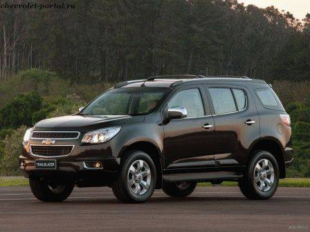 Chevrolet Trailblazer 2013 фотографии
