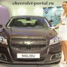 Отзыв о Chevrolet Malibu 2012 года.