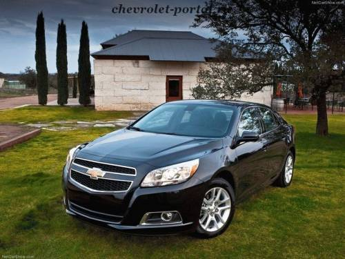 Chevrolet Malubu 2012 фото