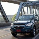 Отзыв о Chevrolet TrailBlazer 2013 года.