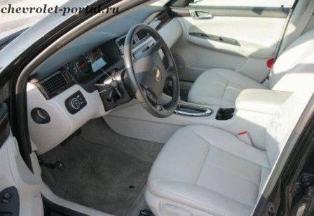 отзыв chevrolet impala 2012 с фото