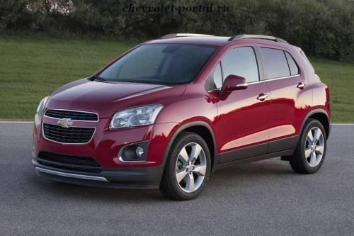 Chevrolet Tracker 2013 цена