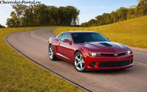 2014-Chevrolet-Camaro-SS фото