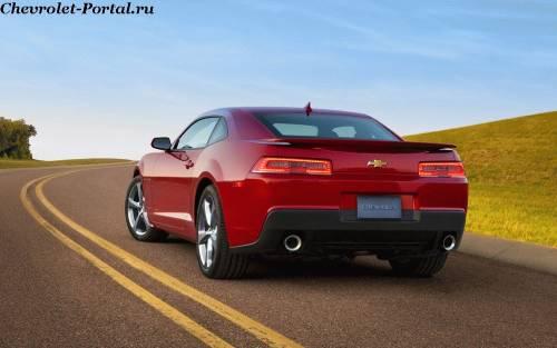 стоимость 2014-Chevrolet-Camaro-SS 2