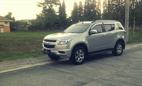 Trailblazer 2013 2014 Review Test.html | Autos Weblog