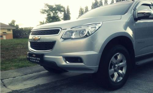 Chevrolet Trailblazer 2014 экстерьер