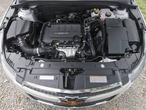двигатель chevrolet cruze 2013