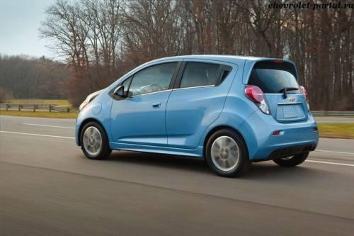 Chevrolet Spark 2014 фото